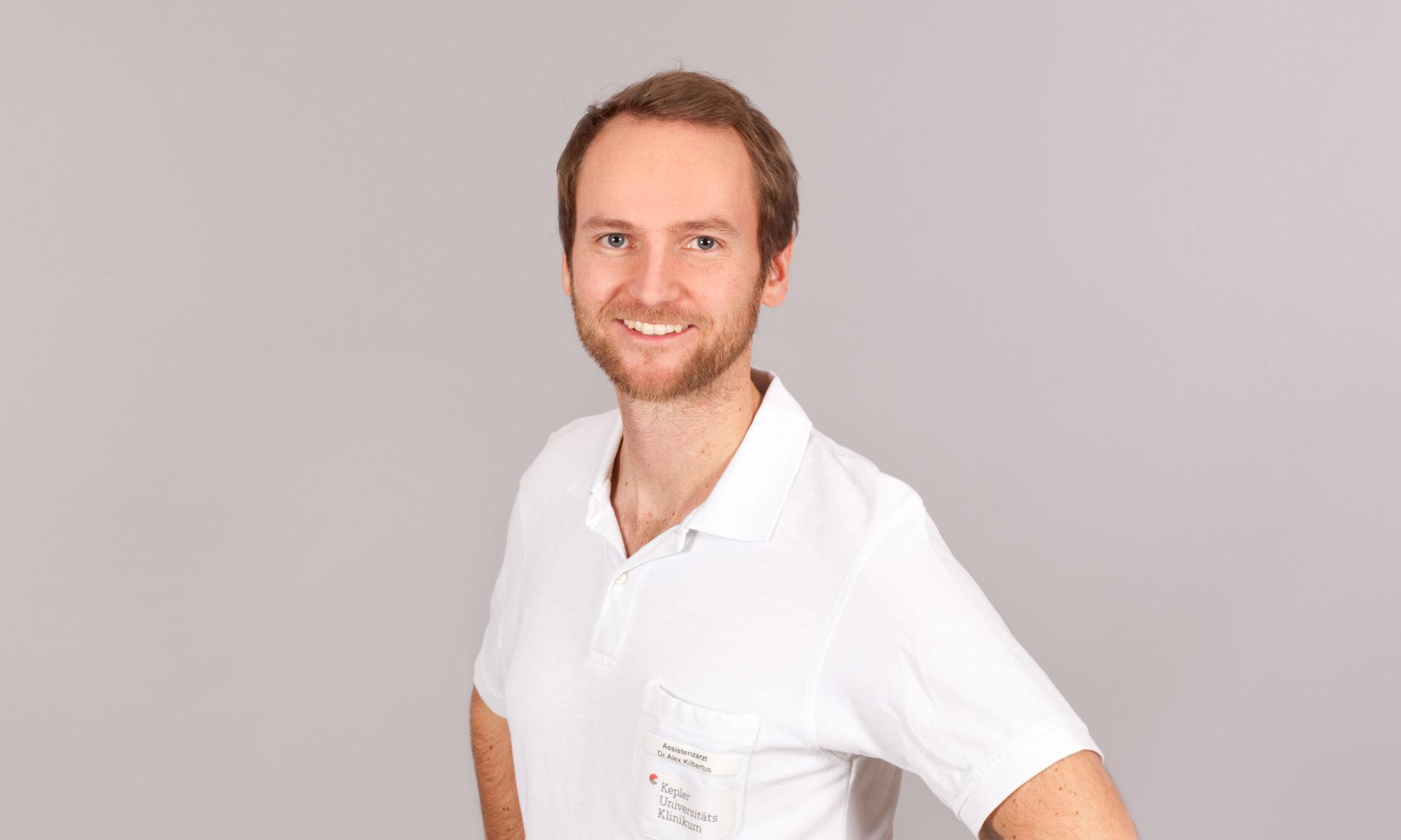 Dr. Alex Jakob Kilbertus